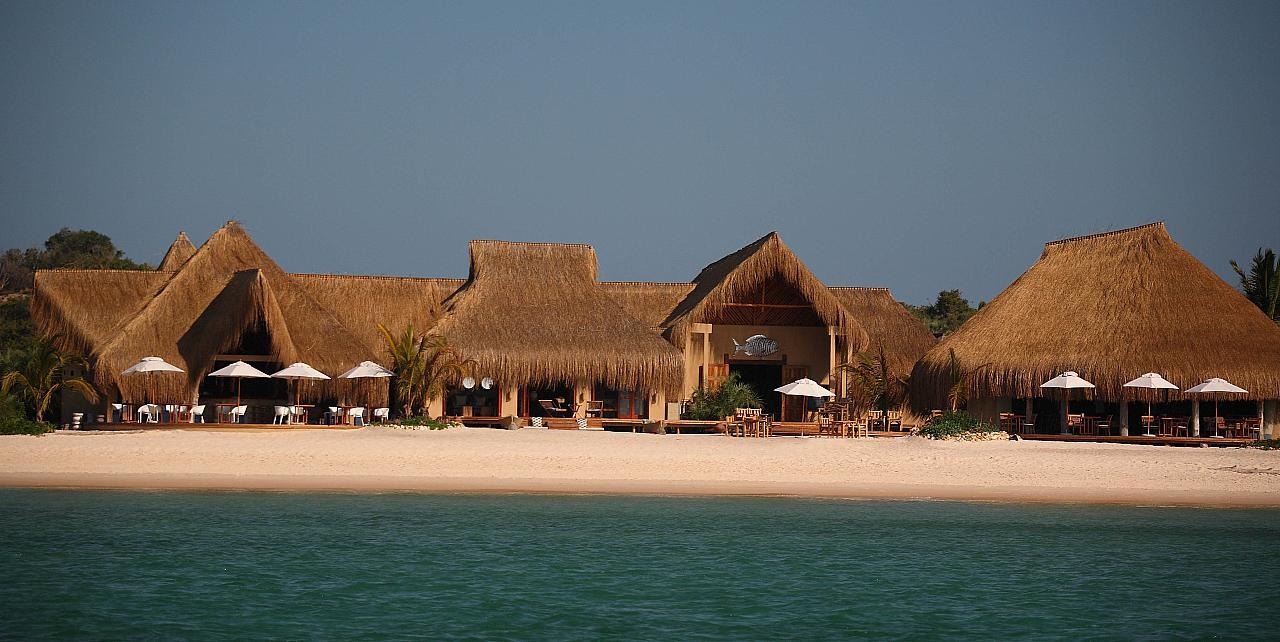 Azura Benguerra Island - Main Area