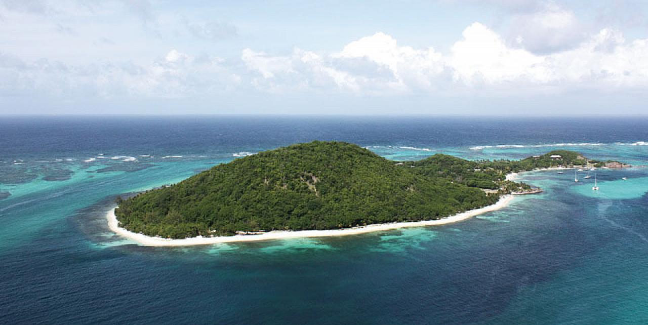 Petit St vincent Holidays   Worldwide Dream Islands