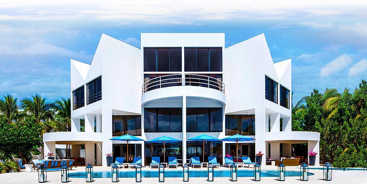 Anguilla, 5 Bedroom Villa - Blue Diamond