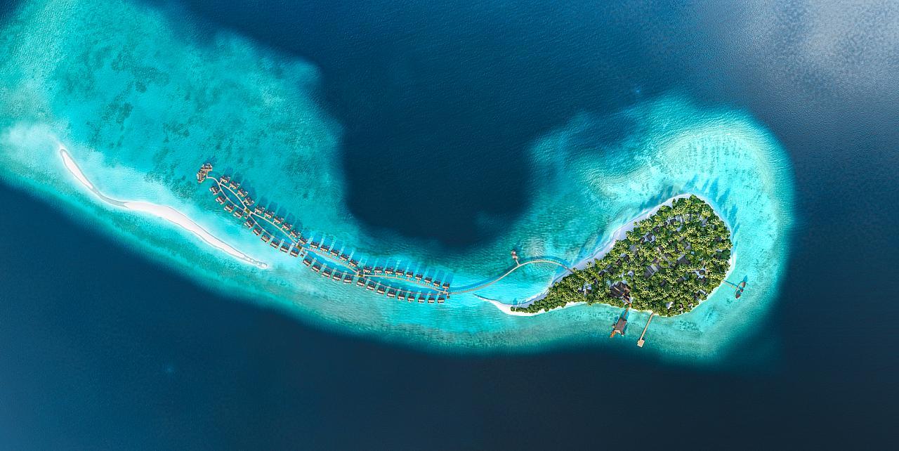 Joali Island Resort - Muravandhoo Island, Maldives