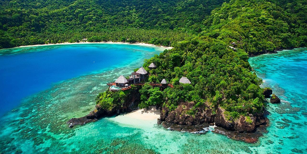 Laucala Private Island - Fiji