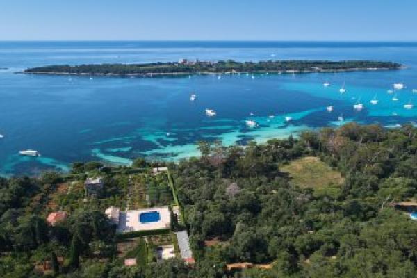 Le Grand Jardin - Private Estate on the Île Sainte-Marguerite